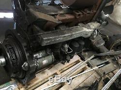 Perkins 1006.6T engine from a Massey Ferguson 3125