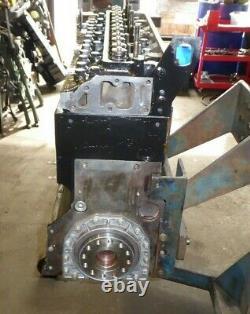 Perkins 1006-6 Ya Build Long Engine Massey Ferguson Industrial Reman