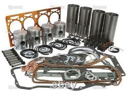 Perkins 4.192 Diesel Engine Rebuild Kit w Valves Jeep CJ5 & CJ6 MF 65UK+ Tractor