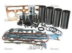 Perkins D4.203 Engine Rebuild Kit Massey-Ferguson MF 65 165 3165 302 304 Tractor