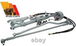 Power Steering Conversion Kit Mf 135 3 Cylinder Straight Axle Perkins Diesel