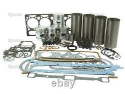 Rebuild Kit for Perkins 4.203 Engine in Massey-Ferguson MF 65 Tractor 356 Loader