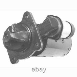 Remanufactured Starter Delco Style DD (4192) Compatible with Massey Ferguson