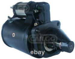 STARTER MOTOR FOR Massey Ferguson 8260 8270 Perkins 1004-4 006-6 3-152 4-248 236