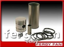 Satz Kolben Buchse Ringe Perkins A3.152 A4.203 Massey Ferguson MF 35 65 135 2135