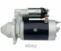 Starter For Landini Jcb Perkins Bosch-Vgl 0001362008 (Reinforced Bosch Version)