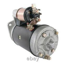 Starter For Massey Ferguson Perkins Engine 1680-065-M1, 26413, 27433 SLU0022