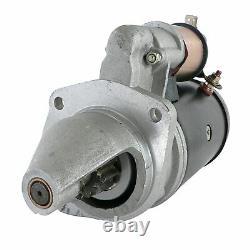 Starter For Massey Ferguson Perkins Engine 1680-065-M1 26413 27433 SLU0022