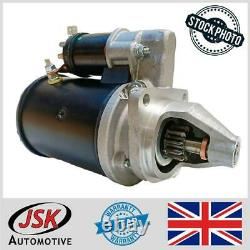 Starter Motor For Massey Ferguson 1200 3085 3115 Perkins Q1006-6T A6.354 6.920