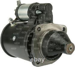 Starter Motor For Massey Ferguson 383 4255 698 699 PERKINS JCB
