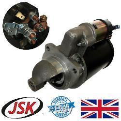 Starter Motor For Perkins 4-Cyl Massey Ferguson 140 148 158 165 168 175 178 240