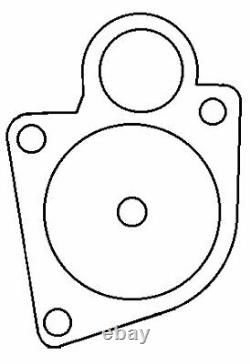 Starter Motor For Perkins Thwaites And Various Agricultural Applications