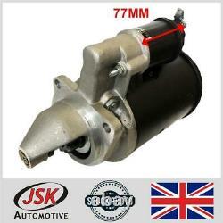 Starter Motor Perkins 4-Cyl Massey Ferguson 140 148 158 165 168 175 178 240 265