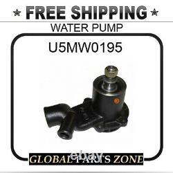 U5MW0195 WATER PUMP for Perkins / Massey Ferguson /' Case IH