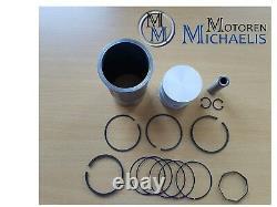 Zylinder Kolben Perkins 4.107 Massey Ferguson 25, 30, 130, 825 OE 3637429M91