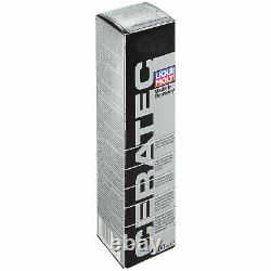 3xmann-filter Ölfilter-h 813/1 X +3xliqui Moly Pro-line Motorspülung/3x Cera Tec