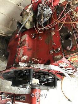 4203 Perkins Moteur Diesel Massey Ferguson 165 Et Combine, Inc Échappement Manifol
