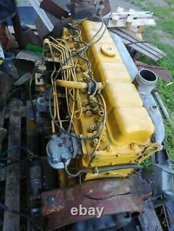 6354 Moteur À 6 Cylindres Perkins