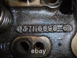6 Cylindres Tête T6.354 T6-354 6.354 6-354 6 354 Allis Chalmers Massey Ferguson