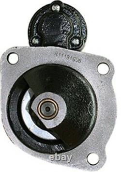 Anlasser 3,2kw Massey-ferguson Mf 3650 3070 Jcb Perkins 2873k404