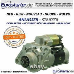 Anlasser Eurostarter Neu 1130161am(3) Für Perkins