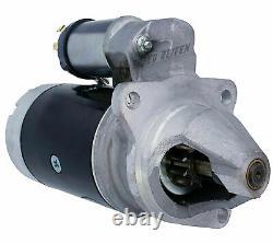 Anlasser Landini Jcb Perkins Bosch-vgl. 0001362008 (version Verstärkte Bosch)