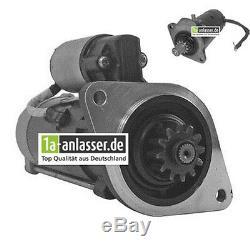 Anlasser Starter Massey Ferguson Mf130 Mf130 (leistungsgesteigert) 12v 3,6kw