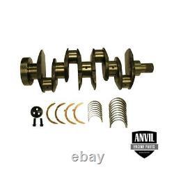 Crankshaft12 S'adapte Massey Ferguson Crankshaft S'adapte Perkins Ad4.236, Ad4.248 255+