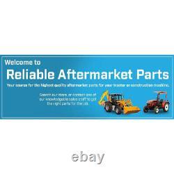 Crankshaft Assembly 3637401m91 S'adapte Perkins A4.236 Ou A4.248