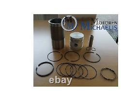 Cylindre Piston Perkins 4.107 Massey Ferguson 25.30.130.825 Oe3637429m91
