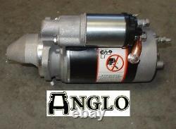 Ferguson 375 390 399 520 560 698 699 Perkins Nouveau Starter Motor Massey 1680064m1