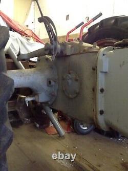 Ferguson Te20 Perkins P3 Pièce Tracteur Restauré Projet 1947