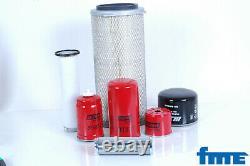 Filterset Für Massey Ferguson Mf 3085 Motor Perkins 6.354.4 Filtre Ab Bj 95
