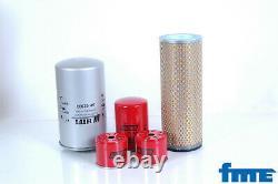 Filterset Für Massey Ferguson Mf 3655 Motor Perkins 6.354.4 Filtre Bis Sn 095020