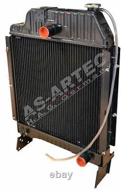 K9024 Ein Kühler Für Traktor Massey Ferguson Perkins 10004.4t, 1006.6