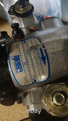Lucas Cav Dpa 3266f238 Pompe D'injection Perkins 6.354 Massey Ferguson