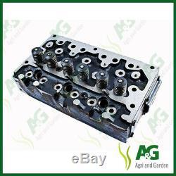 Massey Ferguson 135 148 550 Culasse Perkins Ad3.152 Moteur Comprend Valve