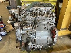 Massey Ferguson 165, 175575 Ect. A4-236 Moteur Perkins