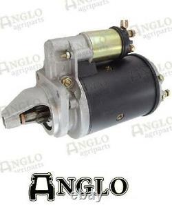 Massey Ferguson 165 175 185 240 265 A4.212 A4.236 A4.248 Perkins Starter Motor