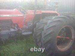 Massey Ferguson 165 Tracteur Multi Puissance Perkins 4 Cylindres Diesel Injection Directe