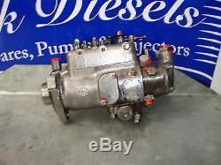 Massey Ferguson 254 / Perkins Ad 3,152 Diesel A Injection Pump 3233f521