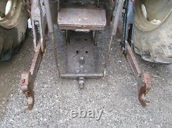 Massey Ferguson 3080 Tracteur 4x4 Puh Cabine 6431 Heures Perkins 6 Cylindres Livraison