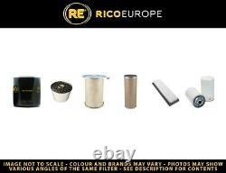 Massey Ferguson 3125 Filter Service Kit Withperkins Eng