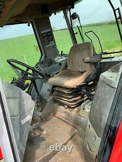 Massey Ferguson 3630 Perkins 130ch Tracteur 4x4 H Reg 1990