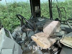 Massey Ferguson 3635 Tracteur 4wd 4x4 135hp Perkins Turbocompressé Moteur No Vat