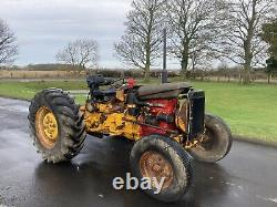 Massey Ferguson 40 Tracteur Similaire 135 Perkins Ad3 152 Classic Vintage Project