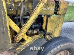Massey Ferguson 50 Loader Tractor 165 Perkins Engine Strong Unit Export Barnfind