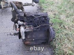 Massey Ferguson 65/165 Perkins A4.203 Pièces De Rechange Ou Réparation De Moteur