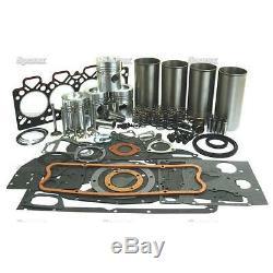 Massey Ferguson Basic Engine Overhaul Kit Withperkins A4.248 Mf 275, 285, 290