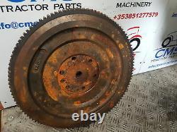 Massey Ferguson Engine Flywheel Assemblage 3121h04a/2 Pour S'adapter Au Moteur Perkins 236
